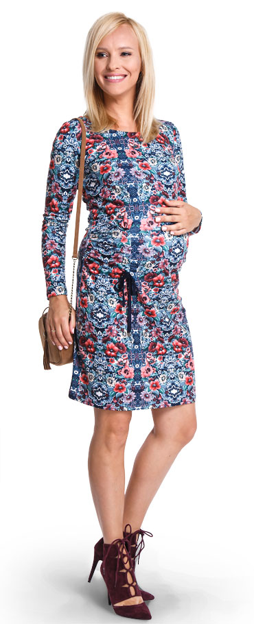 97bbd7ada57 Těhotenské šaty MANDALA