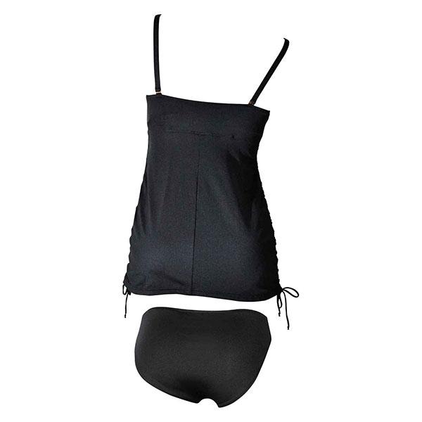 Těhotenské plavky ANITA TANKINY BLACK cdf2abd7dd