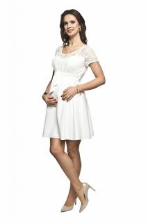 Tehotenske Svatebni Saty Tehotenska Moda Kojici Spodni Pradlo A